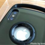 【ROOT CO.】iPhoneX 耐衝撃 ケース GRAVITY Shock Resist Case Pro.