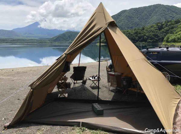 浩庵キャンプ場でソロキャンプデビューを果たしソロにハマった3つの理由