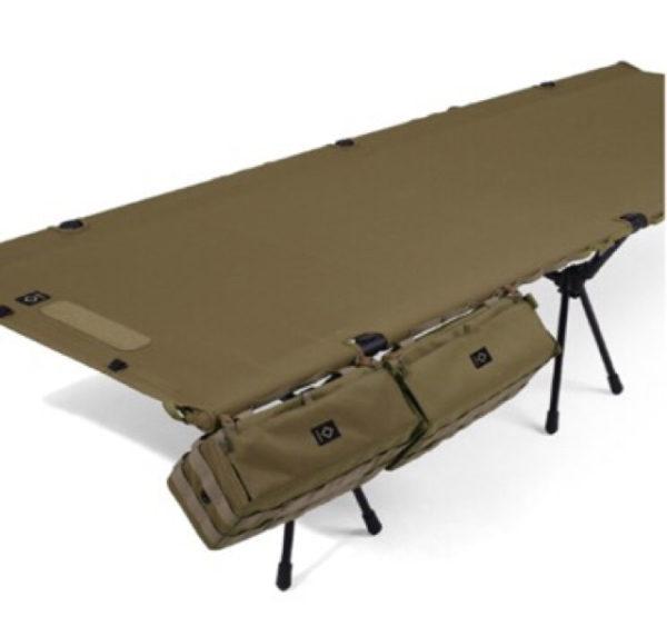 ヘリノックス コット テーブルサイドストレージ