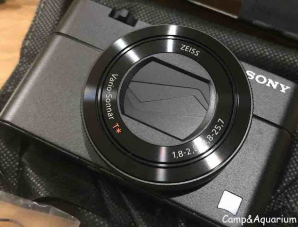 SONY CyberShot RX100M5A 購入レビューを中年キャンパー目線でお伝えいたします
