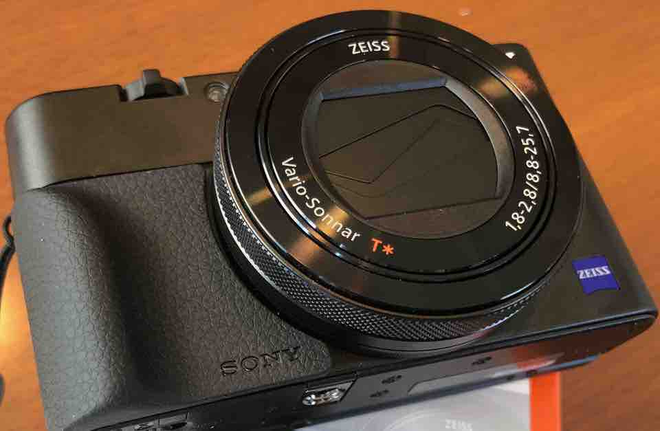 Sony RX100M5A