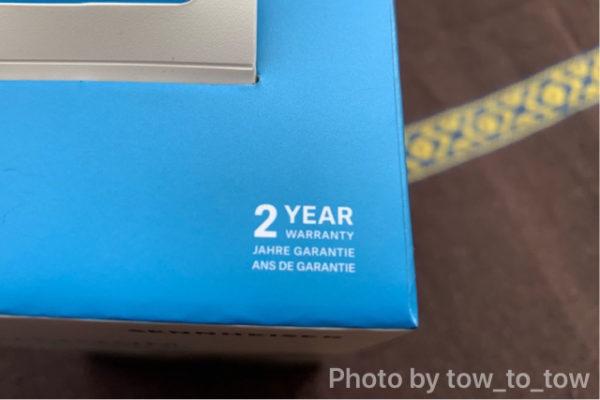 MOMENTUM True Wirelessパッケージ 2年保証