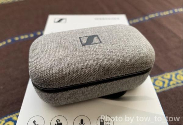 MOMENTUM True Wireless充電ボックス