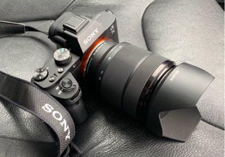 フルサイズミラーレスカメラ Sony α7Ⅱ購入記