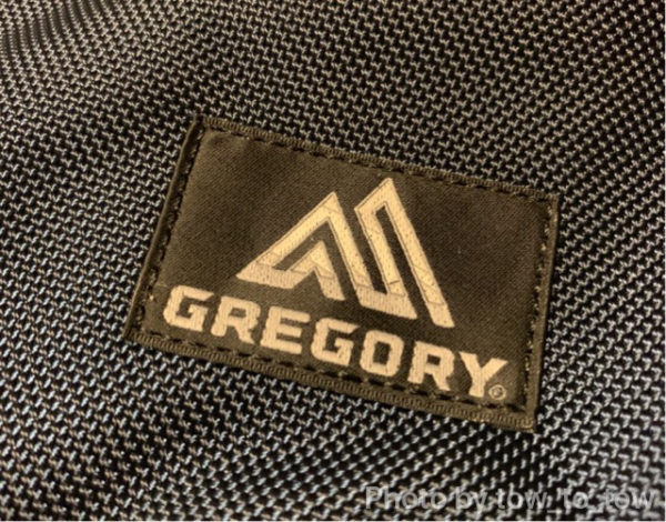 グレゴリー カバートミッション ロゴマーク