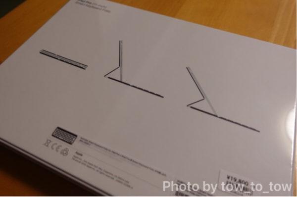 Apple Smart Keyboard Folio外箱
