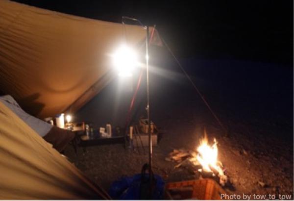 CAZUキャンプ場 ソロキャンプ