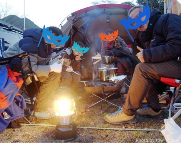 ケニーズファミリービレッジ 年末キャンプ
