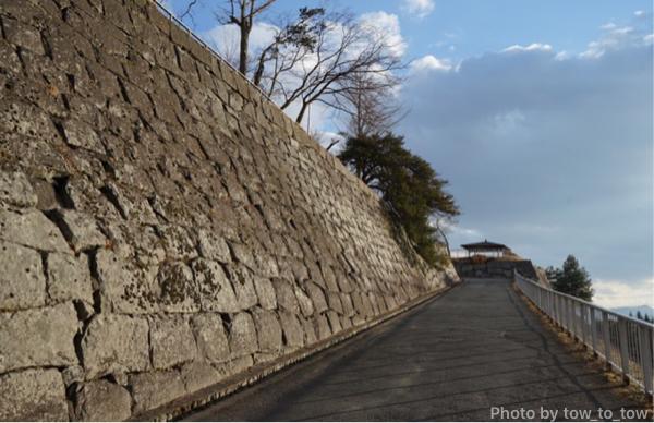 盛岡城石垣