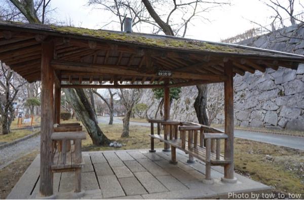 盛岡城跡公園休憩所