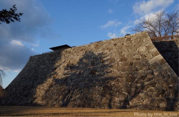 盛岡城跡公園石垣