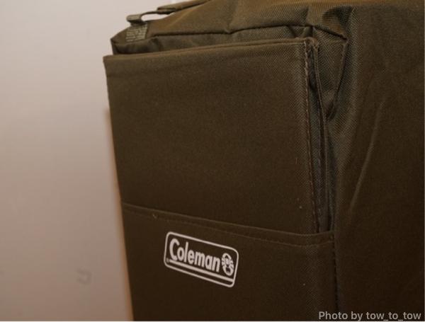 コールマン アウトドアワゴン Amazon限定色カーキ 底板