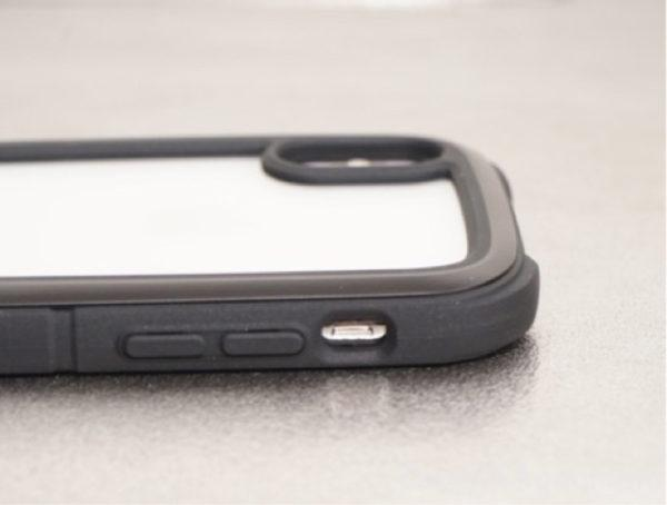 ROOT CO. Gravity Shock Resist Case +Hold.iPhoneX