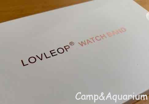LOVLEOP Apple Watch バンド パッケージ