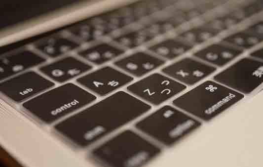 Twol MacBook Pro13Touch Bar用ハードケース キーボードカバー