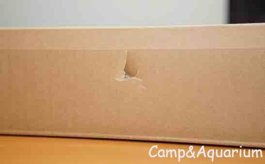 MacBook Pro2108外箱穴