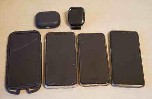 Apple Watch iPhoneX iPhoneXs AirPods pro