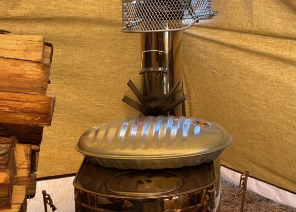 APS-48DX 湯たんぽ エコストーブファン