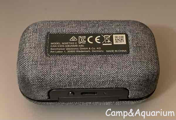 MOMENTUM True Wireless2充電ケース